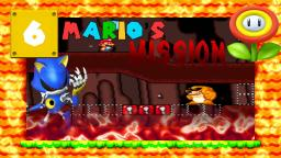 Lets Play Marios Mission [SMW-Hack] Part 6 - Das On-Off-Switch-Chaos