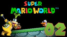 Let's Play Super Mario World Part 2 - Iggy's Castle