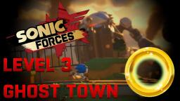 [Object-Counter] Sonic Forces - Level 3 Ghost Town - All Rings