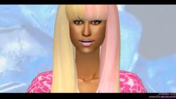 [Sims 2] Nicki Minaj - Super Bass
