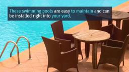 Tips on How an Oval Pool Can Be Built