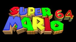 File Select - Super Mario 64