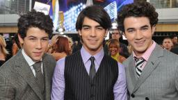 THE JONAS BROTHERS ARE MASSIVE FAGGOTS