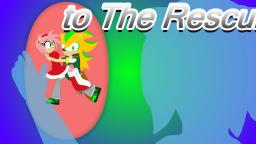 the Avengers of Edge The Hedgehog episode 2 ( rescuing Amy and cream from Eggman )