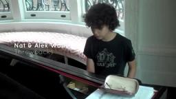 Nat & Alex Wolff - Throwbacks Promo 2