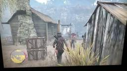 Red Dead Redemption: Undead Nightmare - Teleporting Zombie