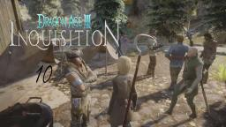 Let´s Play Dragon Age- Inquisition Part 10- Hungernde und frierende Flüchtlinge