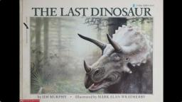 The Last Dinosaur Read Along - Full Audio Cassette
