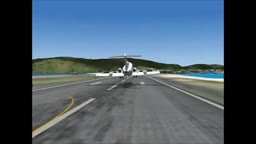 [FS2004] 20 Ways not to land at TNCM