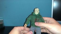 Neca Retro cloth jason voorhees review (CAUTION BAD)