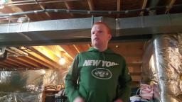 The NY Jets Pre-Game Locker Room with Alex Solimani: Whos the Biggest New York Dumpster Fire?