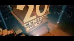 20th Century Fox logo and Scott Free Productions logo