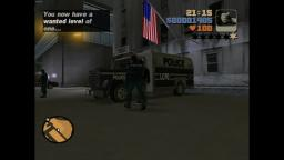 GTA 3 Classic Axis is glitchy