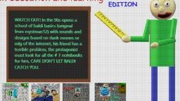 Baldis Basics - Free Exclusive Edition Video News
