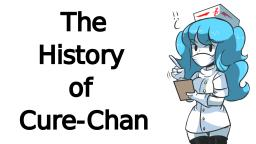 What was CureChan?
