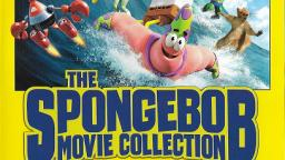 Opening to The SpongeBob Movie Collection 2016 DVD