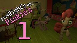 Lets Play - Garrys Mod Five Nights at Pinkies [Part/Teil 01]