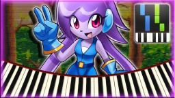 Relic Maze 1 - Freedom Planet【Synthesia】