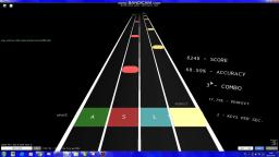 Playing a song in rhythm track (roblox).wnw