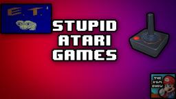 The VideoGameManiac Show Ep.2: STUPID ATARI GAMES