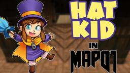 MAP01 (DOOM II) in A Hat in Time