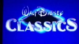 1991 Feature Presentation logo and 1992 Walt Disney Classics logo