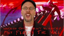Nostalgia Critic Doesnt Understand Pink Floyds The Wall - A Review Of A Review