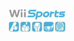Title Screen - Wii Sports Channel