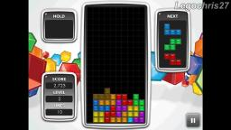 Tetris Gameplay