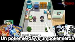 Loquendo juega al Pokemon BlackWhite