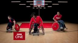BBC One ident Wheelchair Dancing