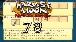 Let´s Play Harvest Moon ★ 78 ★ Müll angeln
