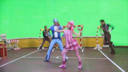 We are Number One -Lazytown Behind the scenes with Chloe Lang