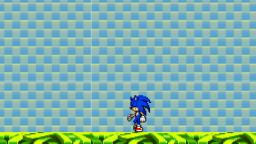 sonic sprite animation thing