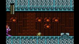 Mega Man 2 - Nivel de Quick Man