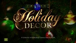 Holiday Decor - A 3D Production Package for FCPX - Pixel Film Studios