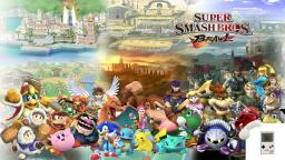 Super Smash Bros Brawl -Bloxed
