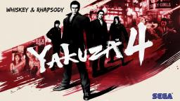 Yakuza 4 OST Track 10 - Whiskey & Rhapsody