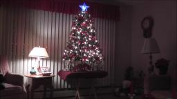 MY GRANDMA AND GRANDPAS CHRISTMAS TREE