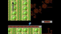 Mega Man 2 - Nivel de Metal Man
