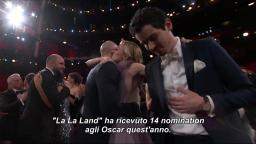 Oscar 2017 FAIL   Best Picture   Moonlight/La La Land - SUB ITA
