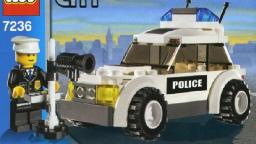 Lego City 2008 Police Collection