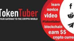 Tokentuber Your Gateway to the Crypto World