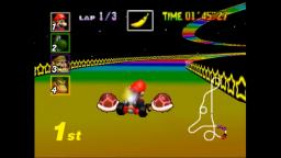Lets Play Mario Kart 64 Part 4