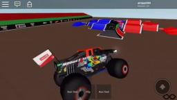 Roblox monster jam hurricane force freestyle