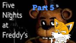 Five Night at Freddys part 5- HARDER