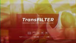 TransFilter - Professional Filter and Overlay Transitions in Final Cut Pro X from Pixel Film Studios