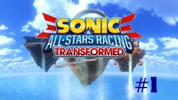 Sonic & All-Stars Racing Transformed (German) 1
