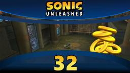 Lets Play Sonic Unleashed [Wii] (100%) Part 32 - Kleine Gaia-Tür-Suche