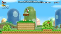 New Super Mario Bros Wii part 2 (Dolphin)